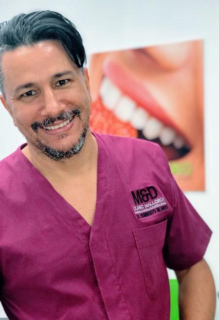 Dr. Hunberto Blanco